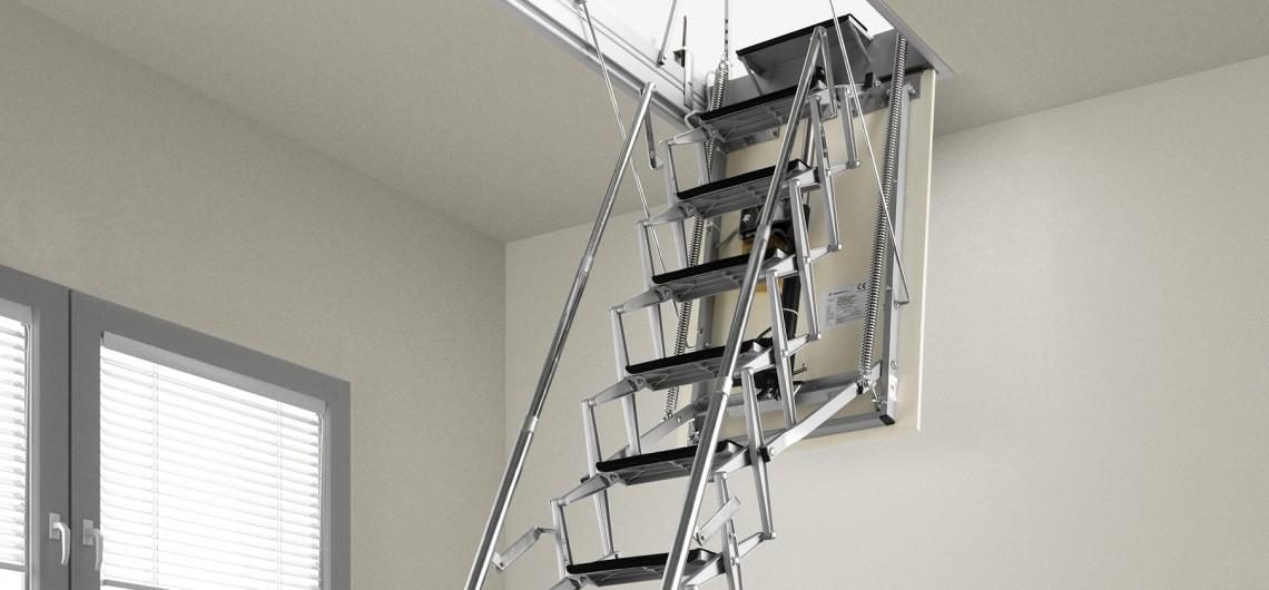 Home Loft Ladder Solutions